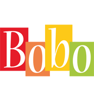 Bobo colors logo