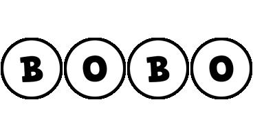 Bobo handy logo