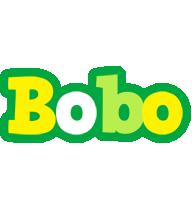 Bobo soccer logo