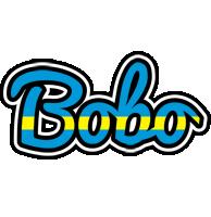 Bobo sweden logo