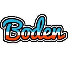 Boden america logo