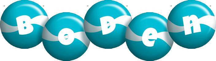 Boden messi logo