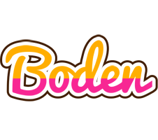 Boden Logo Name Logo Generator Smoothie Summer Birthday Kiddo