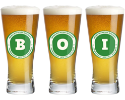 Boi lager logo