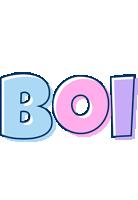 Boi pastel logo