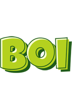 Boi summer logo