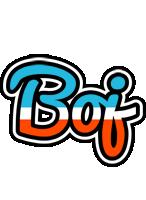 Boj america logo