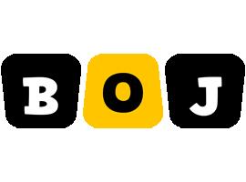 Boj boots logo