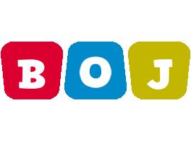 Boj daycare logo