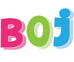 Boj friday logo