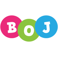 Boj friends logo