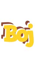 Boj hotcup logo