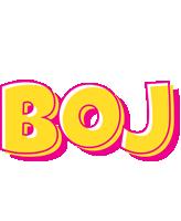 Boj kaboom logo