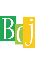 Boj lemonade logo