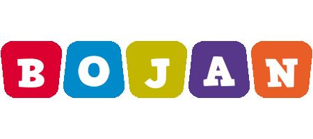 Bojan daycare logo