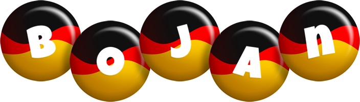 Bojan german logo