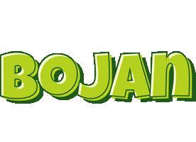 Bojan summer logo