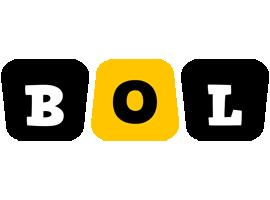 Bol boots logo