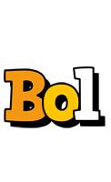 Bol cartoon logo
