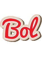 Bol chocolate logo
