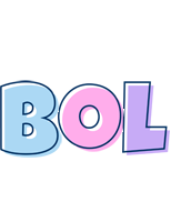 Bol pastel logo