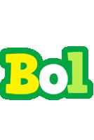 Bol soccer logo