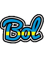 Bol sweden logo