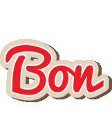 Bon chocolate logo