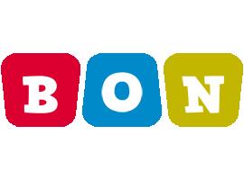 Bon daycare logo
