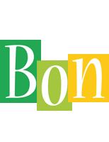 Bon lemonade logo