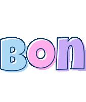 Bon pastel logo