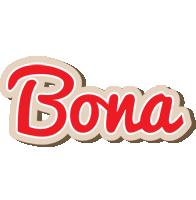 Bona chocolate logo