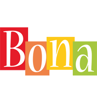 Bona colors logo