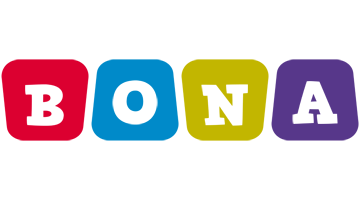 Bona kiddo logo