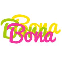 Bona sweets logo