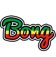 Bong african logo