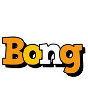 Bong cartoon logo