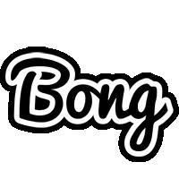 Bong chess logo