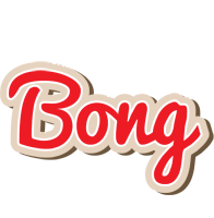 Bong chocolate logo