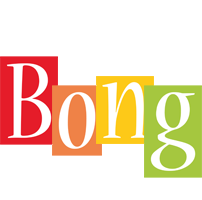 Bong colors logo