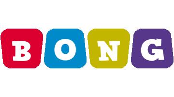 Bong daycare logo