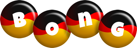 Bong german logo