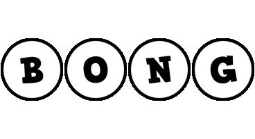 Bong handy logo