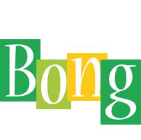 Bong lemonade logo