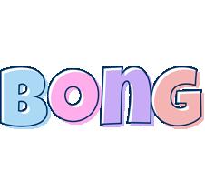 Bong pastel logo