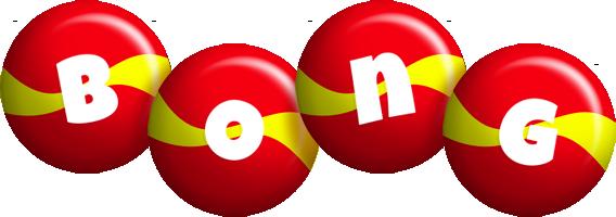 Bong spain logo