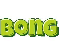 Bong summer logo