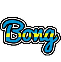 Bong sweden logo