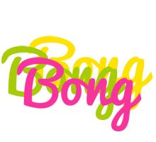 Bong sweets logo