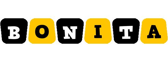 Bonita boots logo